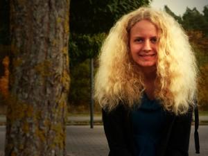 Redakteurin Hannah Diederichs