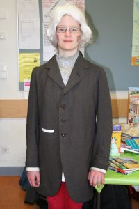 Charlotte alias Immanuel Kant